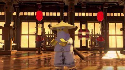 The LEGO Ninjago Movie Video Game: Combat and Upgrades Featurette