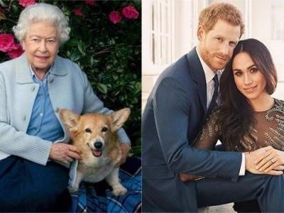 Queen Elizabeth gives Prince Harry and Meghan Markle official permission to marry