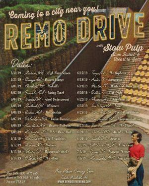 Remo Drive announce North American headlining tour
