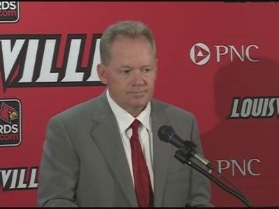 Press conference planned with UofL football team, new interim coach after Petrino firing