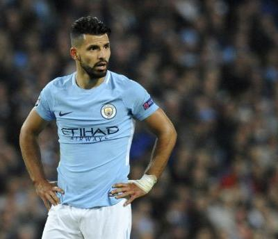 Man City's Sergio Aguero hurt after Amsterdam crash - two days before key match