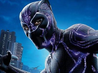 Marvel's Black Panther Sets May Blu-ray Release Date