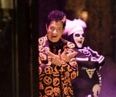 Tom Hanks Will Revive David S. Pumpkins This Halloween -Any Questions?