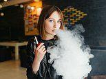 Nicotine-free e-cigarettes raise cancer risk for teens, study warns