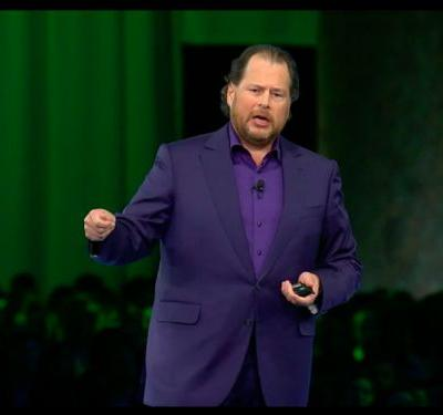 New technologies could kill one-third of US jobs so CEOs, not politicians, need to take responsibility, says billionaire Marc Benioff