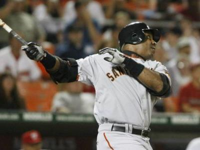 Giants to retire Barry Bonds' No. 25 in August