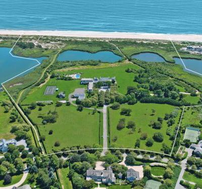 One of the most expensive homes in the Hamptons got a $30 million price cut last year - but it's still not selling. Take a look at the massive estate that's been on the market for almost 3 years