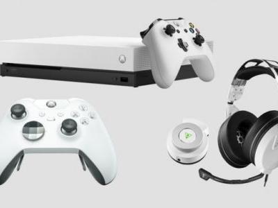 Robot white Xbox One X and Xbox Elite Controller announced for Fallout 76 release