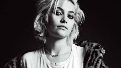 Hedi Slimane Photographed Paris Jackson for the Cover of 'Teen Vogue''s Music Issue