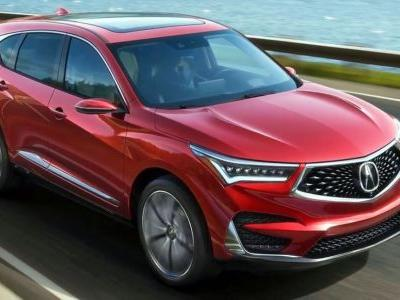 2019 Acura RDX: First Photos Of Restyled Luxo SUV