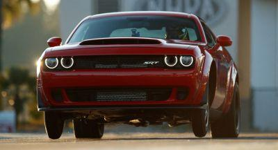 Dodge Challenger SRT Demon Goes On Sale From $84,995, Optional Demon Crate Costs $1
