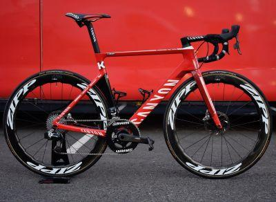 The most technologically advanced bike at the Tour de France is made by a German company that's coming to America and sells direct online only - and it could give veterans Trek and Specialized a run for their money
