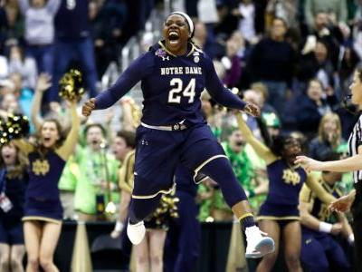 Women's Final Four: In latest Notre Dame-UConn classic, Irish finally make the last shot count