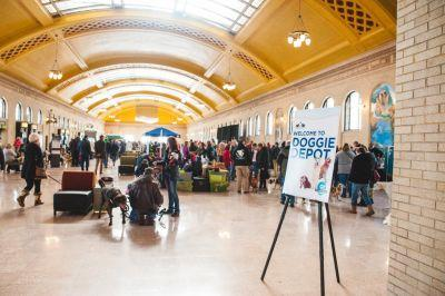St. Paul's Doggie Depot Comes Chugging Back in February