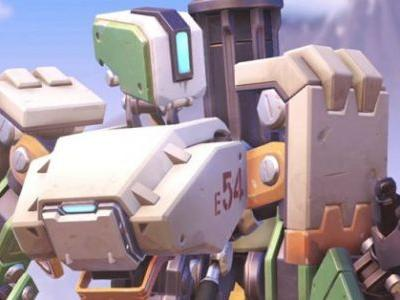 Blizzard Gear Releases First Overwatch LEGOs With a Bastion Set