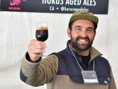 Horus's Kyle Harrop Wishes He Could Drink Lambic Every Day