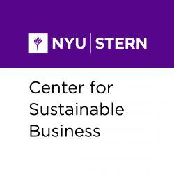 Research Associate / NYU Stern Center for Sustainable Business / New York, NY