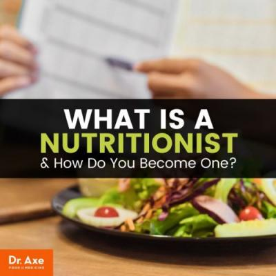 Nutritionist Belief Systems, Roles and Training