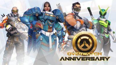Overwatch Anniversary Event skins: check out images for each and a list of dance emotes