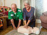 St John's first aid teacher is saved by his own student