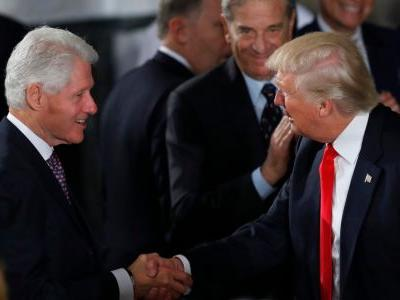 Bill Clinton reportedly spread a conspiracy theory that The New York Times' publisher struck a deal with Trump to help get him elected