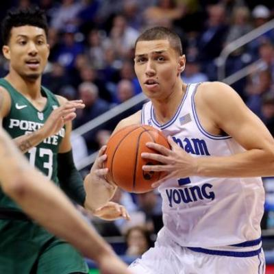 Haws leads BYU to third-straight win, 85-66 over Portland State