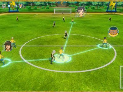 Inazuma Eleven: Ares is Switch, Smartphone and PS4 bound in 2018