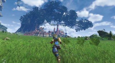 Xenoblade Chronicles 2 is the first big Japanese role-playing game for the Nintendo Switch