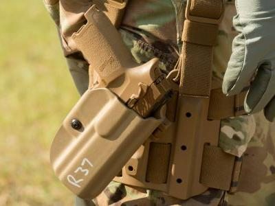 The US military is snapping up the Army's new sidearm