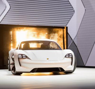 Porsche's Tesla rival will be called the Taycan - here's what we know about the car
