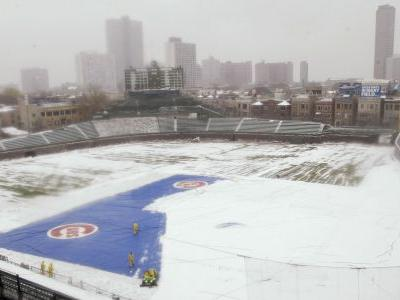 Cardinals-Cubs game Wednesday postponed due to winter weather
