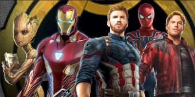 The Avengers Assemble As New Infinity War Art Makes Its Way Online