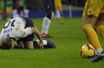 Tottenham stumbles in EPL title race by losing 3-1 to Wolves