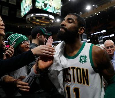 Kyrie Irving says he apologized to LeBron James in discussion about leadership