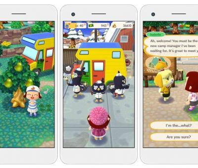 Animal Crossing: Pocket Camp launching worldwide on November 22nd