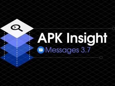 Messages 3.7 preps Google Assistant, more search filters, attachments