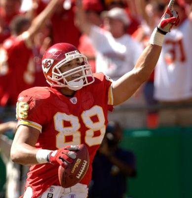 Tony Gonzalez, Ed Reed headline semifinalists for Pro Football Hall of Fame 2019 class