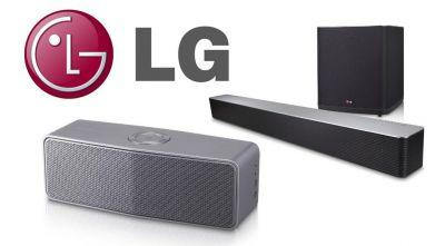 LG to add Chromecast multi-room & Google Home support to its line of Music Flow speakers