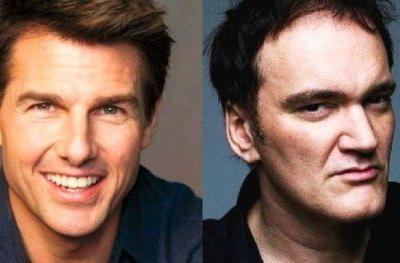 Tarantino Targets Tom Cruise as New Movie Sparks Bidding WarTom