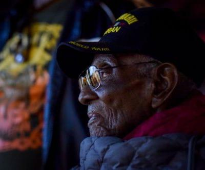 Richard Overton, country's oldest WWII veteran, dies at 112