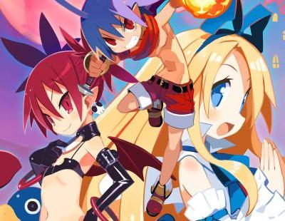 The Disgaea 1 remake is coming west on Switch and PS4
