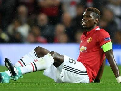 'I'm not going to cry about Pogba' - Mourinho backs Manchester United to survive without injured star