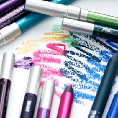 4 Ways to Work Your Favorite Colorful Eyeliner