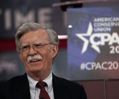 GOP senator celebrates Bolton's appointment because it might mean preemptive war
