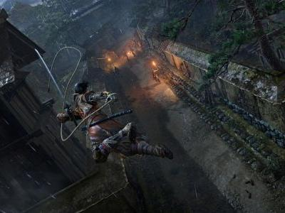 Shadows Die Twice wasn't initially going to be Sekiro's subtitle, game's world is interconnected like Dark Souls