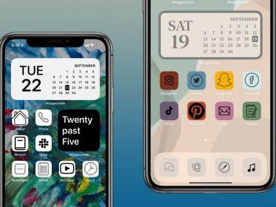 How to give your iOS 14 home screen a custom aesthetic with unique app icons