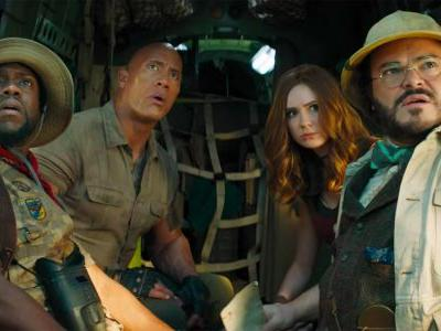 'Jumanji: The Next Level' opens with a powerful $60 million, while 'Richard Jewell' marks an almost decade low earning for Clint Eastwood