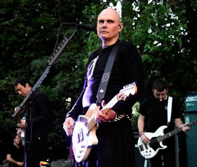 Smashing Pumpkins Played a House Show and Got Shut Down by the Cops