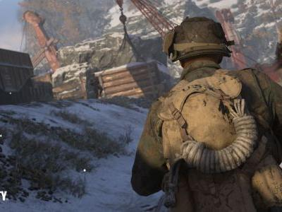 Call of Duty: WW2 holds no. 1 spot in UK charts, has highest second week sales of any game in 2 years