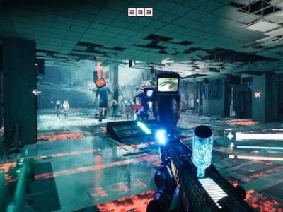 Hacking FPS 2084 Now Available in Early Access